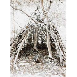 Cabane forestière