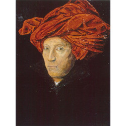 Homme au turban