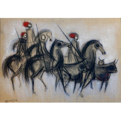 Cavaliers nomades